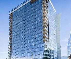 Building, Columbia Square Living