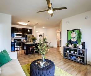 Living Room, Millennium Apartments