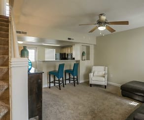 Living Room, Uptown Square