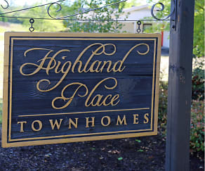 Community Signage, Townhouses of Augusta by Three16 Property Management