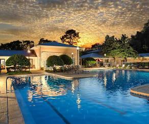 Pool, Wimberly At Deerwood