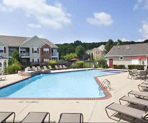 Pool, Pine Valley Apartment Homes