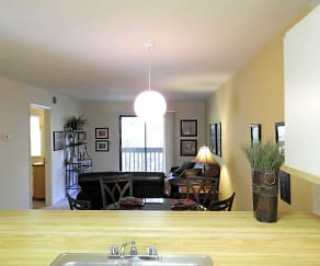 Living Room, Treehouse Village