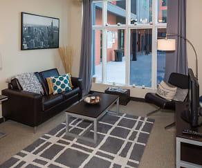 Living Room, The Hue