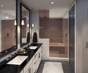 Bathroom, The Hamilton