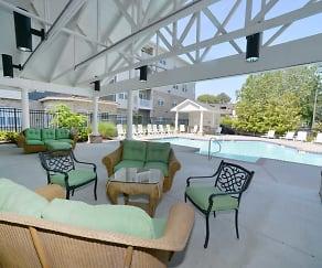 Pool, 900 Acqua Luxury Senior Living