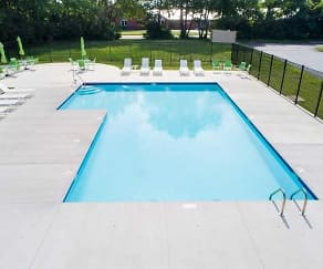Pool, North Park Townhomes