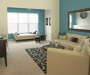 Living Room, The Landings