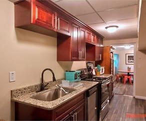 Kitchen, 1032 Standard Drive Level 2