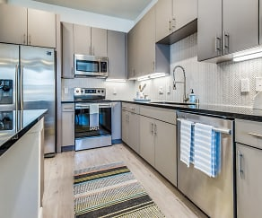 Kitchen, Alexan Legacy Central