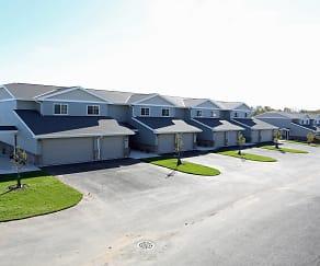 Building, River Rock Estates