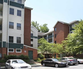 Clubhouse, Pooks Hill Apartments