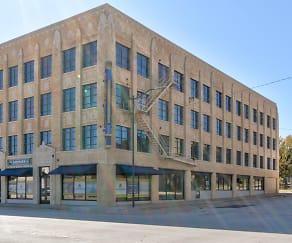Building, Landmark on Lamar