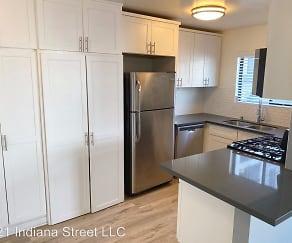 Kitchen, 521 Indiana St