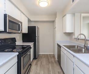 Kitchen, Las Brisas de Cheyenne