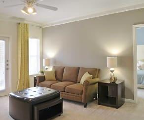 Living Room, Villas At Hampton