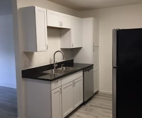 Kitchen, Aspire 160