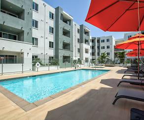 Pool, Seacrest Homes