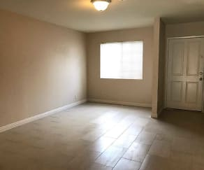Living Room, Frazier Villas Townhomes