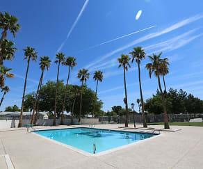 Pool, Pueblo Del Sol