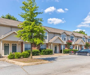 Building, Pleasant Woods Townhomes