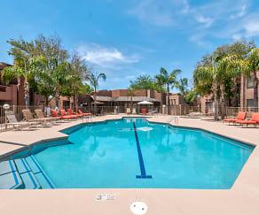 Pool, Dorinda Vista