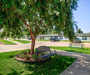 Recreation Area, Windsor Village Apartments