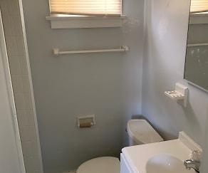 Bathroom, 29 W. 18th St.