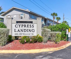 Building, Cypress Landing Apartments