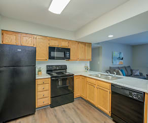 Kitchen, Hilltop Ridge