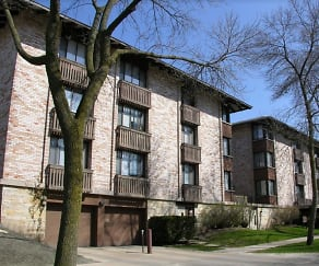 Building, Lake Terrace Apartments