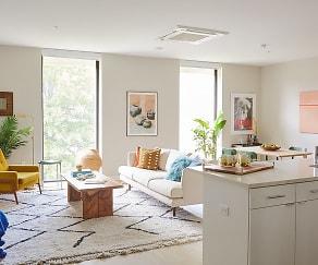 Living Room, The Highline in Hyattsville