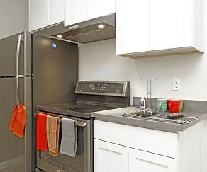 Kitchen, Redwood Valley Apartment Homes