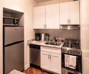 Kitchen, 14 West Elm