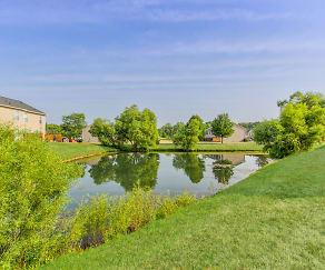 Lake, Willow Ponds