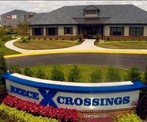 Building, Corvias at Reece Crossings