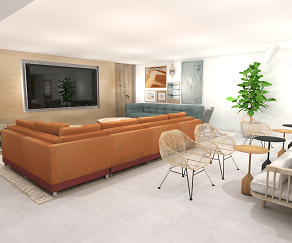 Living Room, Kado NW