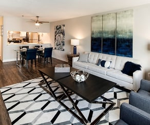 Living Room, Arrive Alexandria