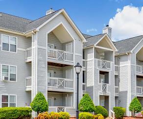 Building, Catawba Apartments