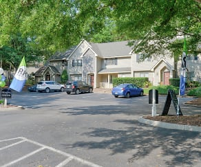 Building, Edwards Mill Townhomes and Apartments