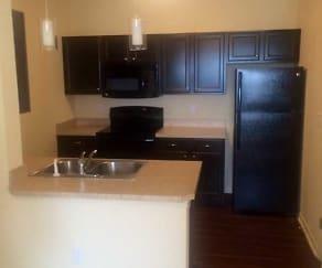 Spacious kitchens!, William Cannon Apartment Homes