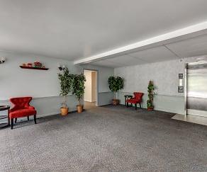 Leasing Office, Claridge House