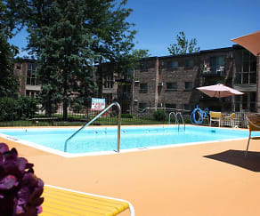 Summit East Apartments, Lincoln Heights, OH