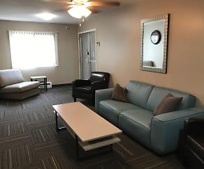 Living Room, Wilson Ridge Apartments