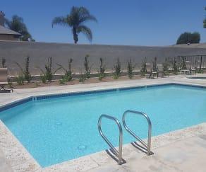 Pool, Aspen Pines Apartments