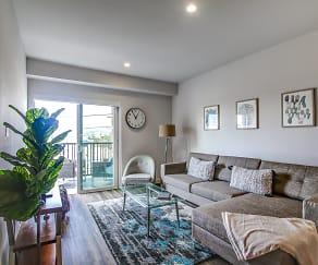 Living Room, nVe at Fairfax