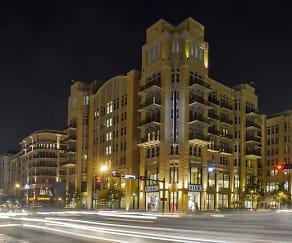 Building, Arrive River Oaks