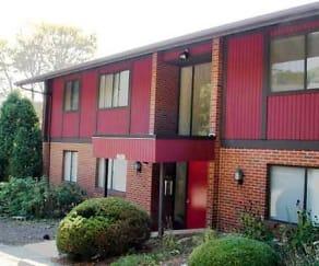Building, Ebonhurst Apartments