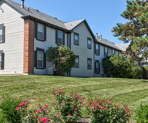 Building, Lenexa Crossing Apartments