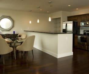 Kitchen, Hanna Heights